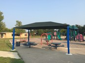 SunShade for our State Road Playground!