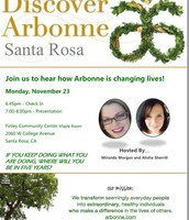 What is this Arbonne business and how did I get here