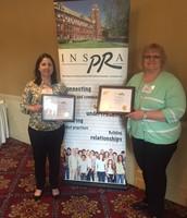 2016 INSPRA Distinguished Service Award
