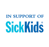 Our support for Sick Kids: