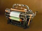 We have the latest and greatest power looms.