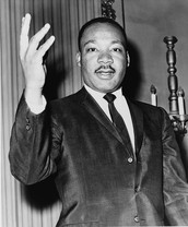 Our Leader - Martin Luther King Jr.
