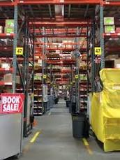 Scholastic Book Warehouse