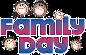 Family Day: No School