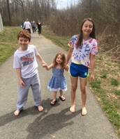 Barefoot Mile Walk - family event!