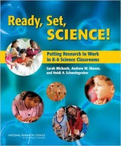 Online Book Study - Ready, Set, Science