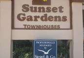 SUNSET GARDENS TOWNHOUSES