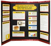 SCIENCE DISPLAY BOARDS