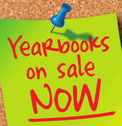 Yearbooks for sale now