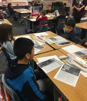 Students take on close reading