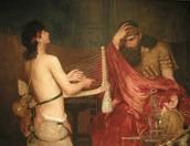 שאול המלך ודוד בן ישי