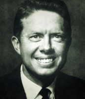 Jimmy Carter as a Senator