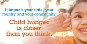 Hunger is One of the Major Struggles Related to Poverty.