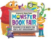 Fall Book Fair is Coming . . .