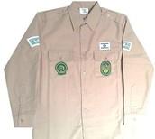 The Scout Uniforms