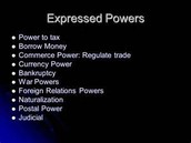 Implied (Expressed) Powers