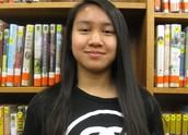 Alisha Thanpaisarnsamut, 8th grader