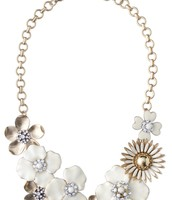 Dot Bloom Necklace