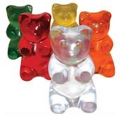 Yummy Gummy Bears!