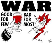 War Is Not Good