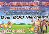43rd Ave Thunderbird Market Place