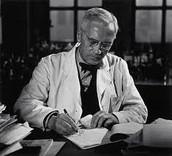 Dr. Alexander Fleming