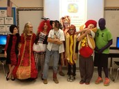 Costume Day Picture