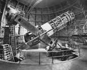 Hooker 100 inch Reflector Telescope