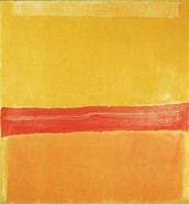This was done by Mark Rothko
