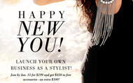 Be a Stylist-Receive an extra $100 in Free Sample Credit!