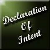 2016-17 Declaration Of Intention Process