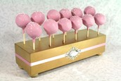 Objective cake pops