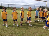 Cross country! Ready to start!