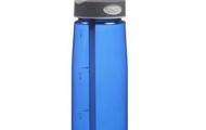 A water bottle
