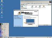 windows 2000 and ME