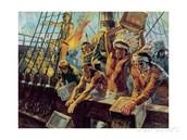 Boston Tea Party of 1773
