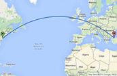 Start to Europe
