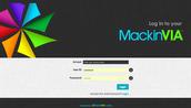 MackinVIA portal