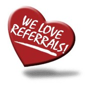 We are Predominantly referral based