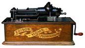 """Edison Home Phonograph"""