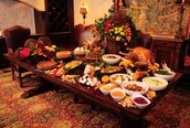 Join us for a traditional Thanksgiving Meal
