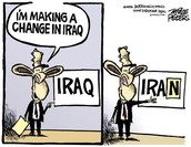 Iraq and Iran