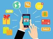 El comercio electrónico no se limita a las ventas en línea, sino que también abarca: