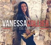 Debut album 'Heart Soul & Saxophone'