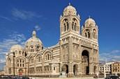 Catedral de Marsella (França)