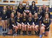 Fresh-Soph Volleyball