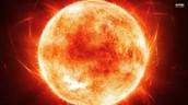 Our sun!