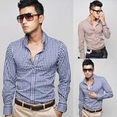 Trendy Dress Shirts