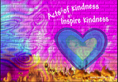 October Events!   Kindness Month!!