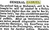 General Gabriel
